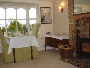 Evesham lodge B&B near Evesham